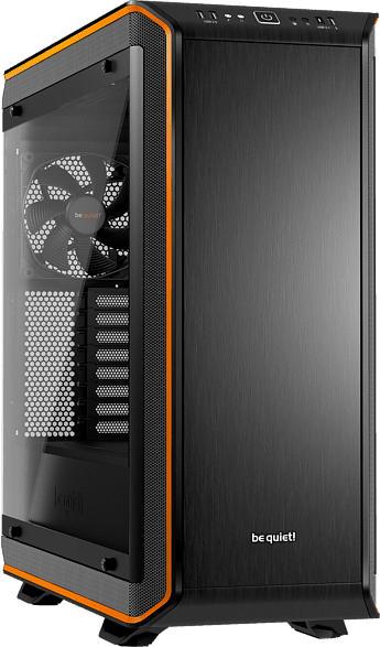 PC Gehäuse Dark Base Pro 900 Rev. 2 mit Glasfenster, schwarz/orange (BGW14)