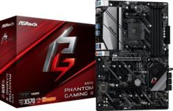 Mainboard X570 Phantom Gaming 4 (90-MXBAU0-A0UAYZ)