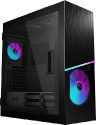 PC Gehäuse MPG Sekira 500X, schwarz, Glasfenster (306-7G05X21-W57)