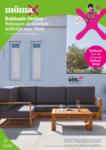 MömaX Exklusiv Online - Relaxen in Gartenmöbeln aus Holz - bis 15.05.2020