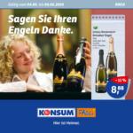 Konsum Dresden Wöchentliche Angebote - bis 09.05.2020