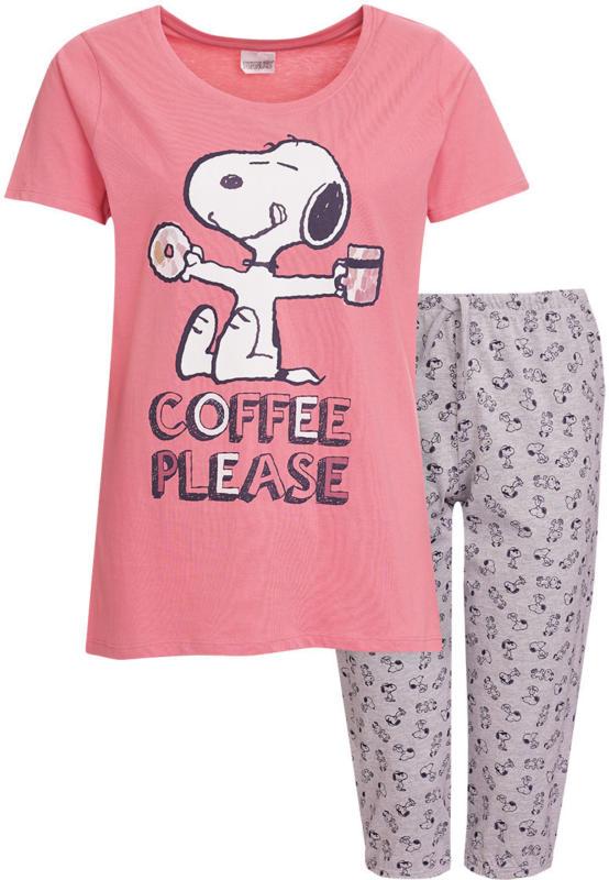 Snoopy Shorty mit großem Motiv (Nur online)