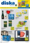 diska Wochen Angebote - bis 09.05.2020