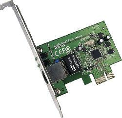 LAN Adapter TG-3468, RJ-45, PCIe x1