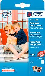 Classic Inkjet Fotopapier, 10x15, einseitig beschichtet, 170 g/m², 50 Bogen(C2743-50)