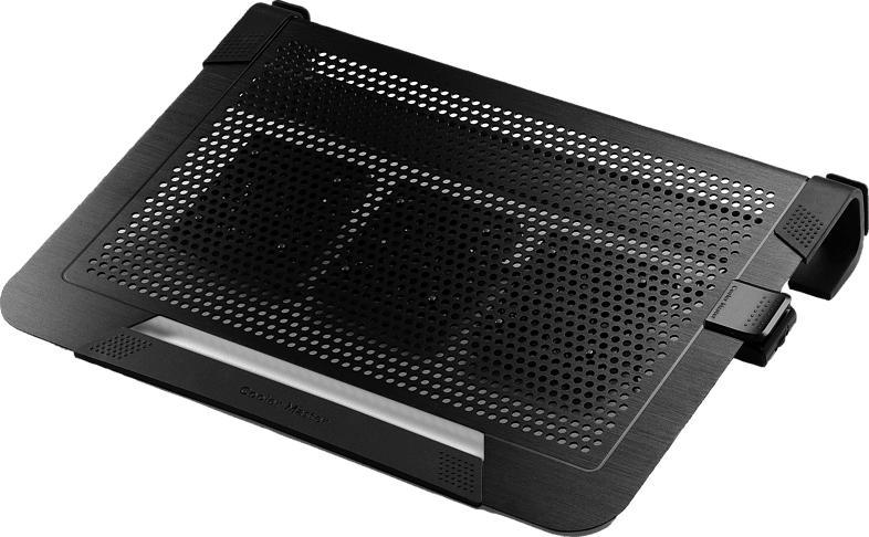 Notebook Kühler Notepal U3 Plus, schwarz (R9-NBC-U3PK-GP)
