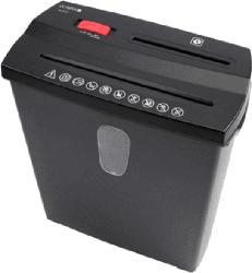 Aktenvernichter PS 38 CD für Papier, CDs und Kreditkarten (2601)