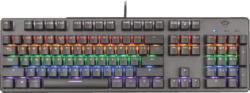Gaming Tastatur GXT 865 Asta schwarz, USB, DE (22632)