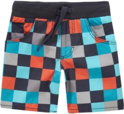 Jungen Shorts im Karo-Dessin (Nur online)