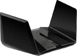 WLAN Router Nighthawk AX11000 AX12, schwarz (RAX200-100)