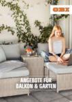 OBI Angebote für Balkon & Garten - bis 05.05.2020