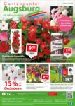 Gartencenter Augsburg Wochenangebote - bis 10.05.2020