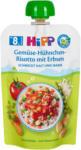 dm Hipp Bio Gemüse-Hühnchen-Risotto mit Erbsen