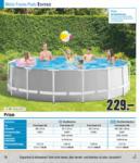 Hornbach Hornbach Projekt - Pool bauen und pflegen - bis 31.03.2021