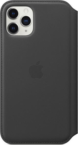 Leder Folio in Black für iPhone 11 Pro (MX062ZM/A)