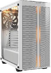 PC Gehäuse Pure Base 500DX weiß, Glasfenster, schallgedämmt (BGW38)