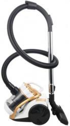 Bodenstaubsauger VCE-108278.3 beutellos weiß/goldfarbig