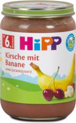 Hipp Fruchtbrei Kirsche mit Banane