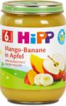 dm Hipp Fruchtbrei Mango-Banane in Apfel