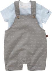 Newborn Latzhose und T-Shirt im Set