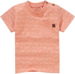 Baby T-Shirt mit Fisch-Allover