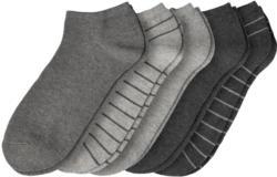 5 Paar Herren Sneaker-Socken im Set