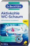 dm Dr. Beckmann Aktivkohle WC-Schaum