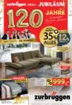 Zurbrüggen Jubiläums-Angebote! - bis 23.05.2020