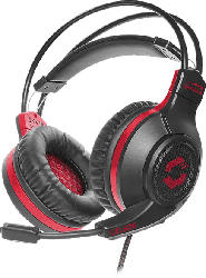 Gaming Headset Celsor, Schwarz