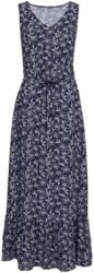 Damen Maxikleid mit floralem Allover-Print (Nur online)