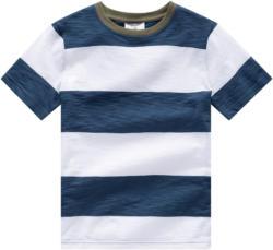 Jungen T-Shirt mit Blockstreifen (Nur online)