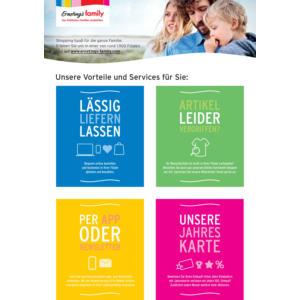 Ernsting's family Services Prospekt Berlin