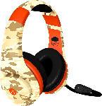MediaMarkt Stealth Multi Format Stereo Headset Warrior Camo