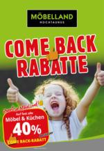 Come Back Rabatte