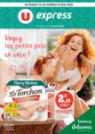 U Express VOS SUPER PRIX DE PRINTEMPS ! - au 23.05.2020