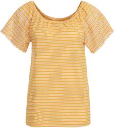 Damen T-Shirt mit Carmen-Ausschnitt (Nur online)