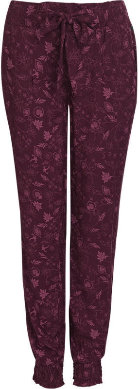 Damen Hose mit Allovermuster (Nur online)