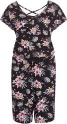 Damen Jumpsuit mit floralem Allover-Print (Nur online)