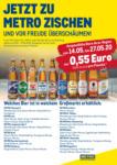 METRO Jetzt zu METRO zischen - bis 27.05.2020