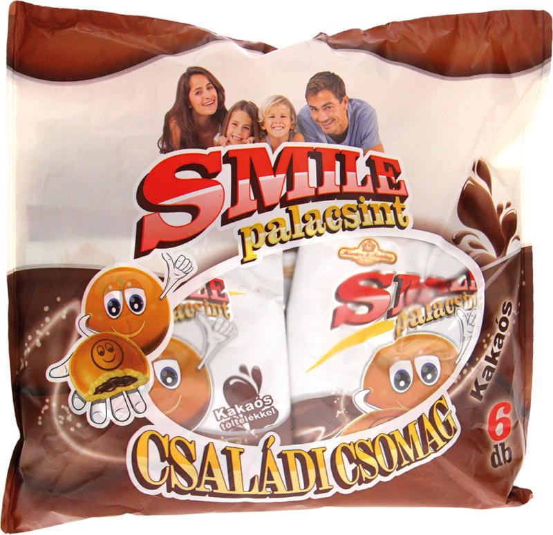 Ungarische Pfannkuchen mit Kakaocremefüllung (20%)