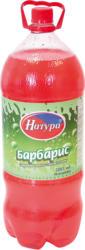 Erfrischungsgetränk mit Kohlensäure und Süßungsmitteln (Berberitzegeschmack)