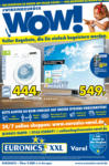EURONICS XXL Varel GmbH #WIRSINDZURÜCK WOW! - bis 21.05.2020