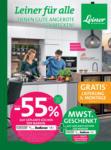 Leiner - Vöcklabruck Leiner für alle denen gute Angebote schmecken! - bis 07.06.2020