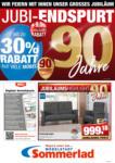 SOMIT Möbel Jubi-Endspurt - bis 23.05.2020