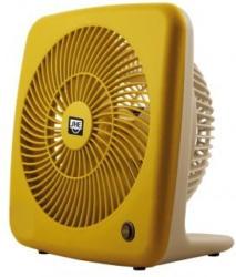 SHE Windmaschine 30 Watt Ø 18 cm gelb