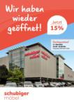 Schubiger Möbel Schubiger Angebote - bis 20.06.2020