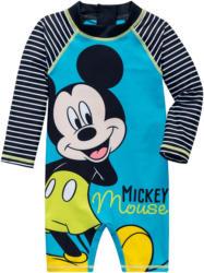 Micky Maus UV-Badeoverall mit Reißverschluss (Nur online)