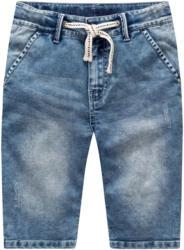 Jungen Shorts mit Used-Waschung