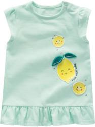 Baby Top mit Zitronen-Motiv