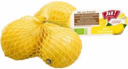 Ja! Natürlich Bio Zitronen aus Griechenland